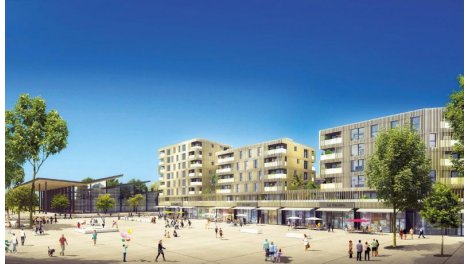 Appartement neuf Toulouse Aerospace - Centralview investissement loi Pinel à Toulouse