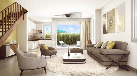 Appartement neuf Imagin' investissement loi Pinel à Lyon 7ème