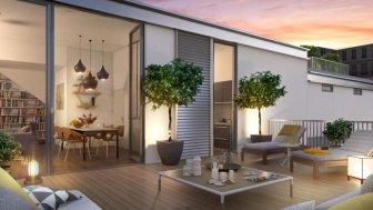 Appartements neufs Murmure du Temps éco-habitat à Paris 5ème