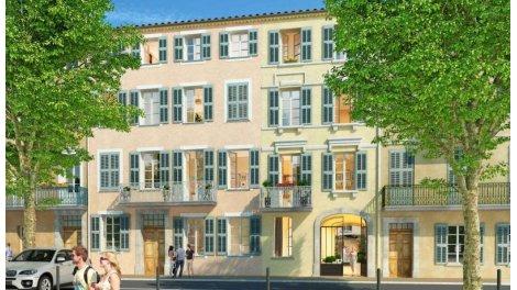 Appartement neuf Un Patio en Ville à Draguignan