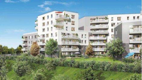 Appartement neuf Parenthèse Verte éco-habitat à Champigny-sur-Marne