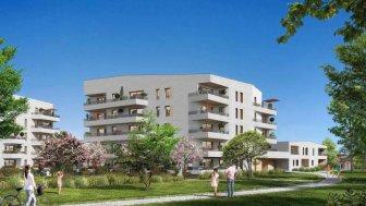 Appartements neufs Reflets de Sèvre éco-habitat à Nantes