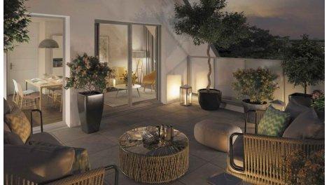 Appartement neuf Riverside éco-habitat à Créteil