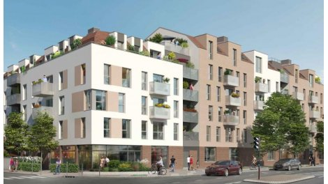 Riverside investissement immobilier neuf loi pinel cr teil for Loi immobilier neuf