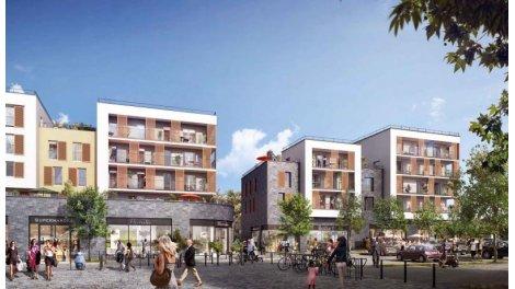 Appartement neuf Coeur Citadin investissement loi Pinel à Montmagny