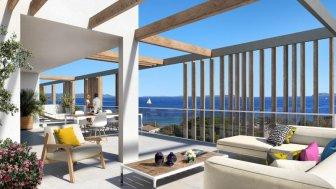 Appartements neufs Rivage investissement loi Pinel à Hyères