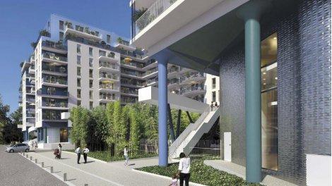 Appartement neuf 8ème Art Garden Art à Marseille 8ème