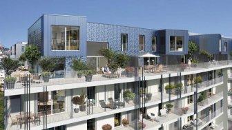 Appartements neufs 8ème Art View Art éco-habitat à Marseille 8ème