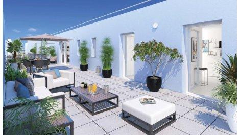 Appartement neuf St'Art 8 à Marseille 8ème