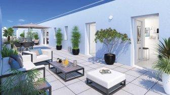Appartements neufs St'Art 8 éco-habitat à Marseille 8ème