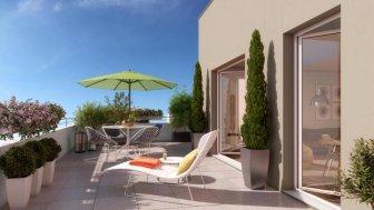 Appartements neufs Le Clos de la Grange éco-habitat à Bois-d'Arcy