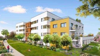 Appartements neufs Ellipse investissement loi Pinel à Le Bourget