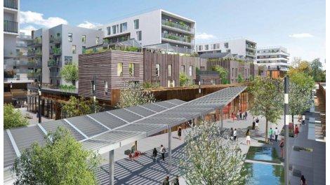 Appartement neuf Les Promenades éco-habitat à Bezons