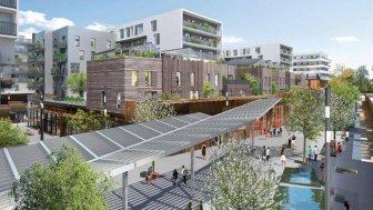 Appartements neufs Les Promenades investissement loi Pinel à Bezons