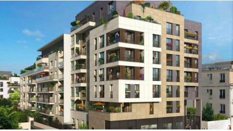 Murmure du temps eco construction bbc neuf paris 5 me 136703 for Construction logement neuf