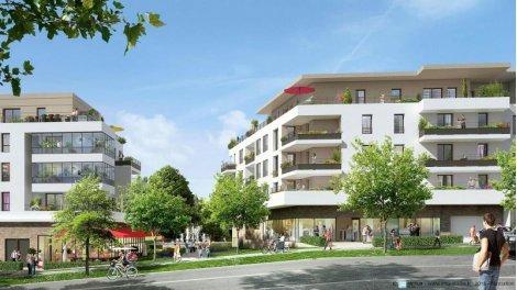 Appartement neuf Le Jardin des Orchidées à Boissy-Saint-Leger