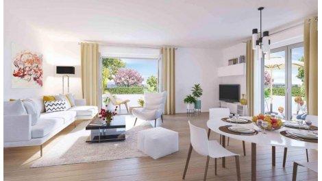 Appartement neuf Westing'Garden investissement loi Pinel à Sevran