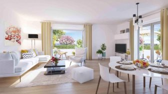 Appartements neufs Westing'Garden à Sevran