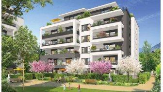 Appartements neufs Domaine Rose in Wood investissement loi Pinel à Collonges-sous-Saleve