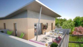 Appartements neufs Viva City à Saint-Julien-en-Genevois