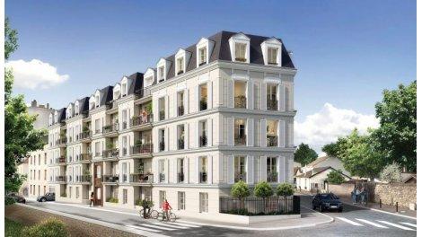Appartement neuf Villa de Réghat investissement loi Pinel à Maisons-Alfort