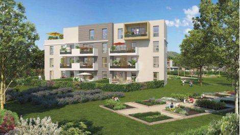 Appartement neuf Inside Parc à Marseille 13ème