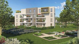 Appartements neufs Inside Parc investissement loi Pinel à Marseille 13ème