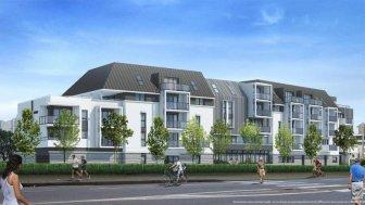Appartements neufs Les Domaines de l'Etier - Nue Propriété éco-habitat à Le Pouliguen