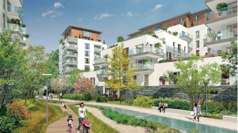 Appartement neuf Nature en Seine éco-habitat à Alfortville