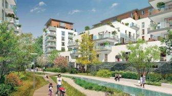 Appartements neufs Nature en Seine éco-habitat à Alfortville