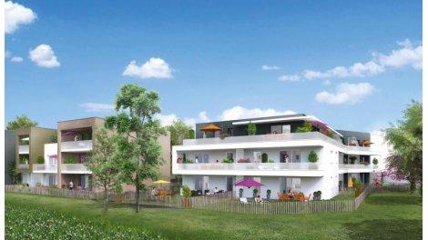 logement neuf à Illkirch-Graffenstaden