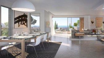 Appartements neufs Le Domaine de Gairaut investissement loi Pinel à Nice