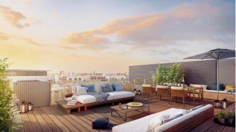 issy coeur de ville issy les moulineaux programme immobilier neuf. Black Bedroom Furniture Sets. Home Design Ideas
