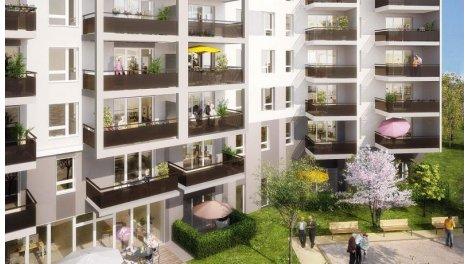 Appartement neuf Carré Chablais - Cogedim Club® à Thonon-les-Bains