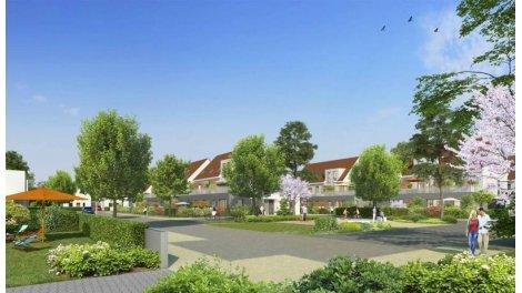 Appartement neuf Ilo Verde investissement loi Pinel à Oberschaeffolsheim