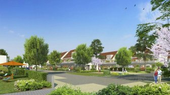 Appartements neufs Ilo Verde investissement loi Pinel à Oberschaeffolsheim