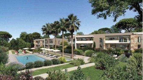 Appartements neufs Art Park à Saint-Raphaël