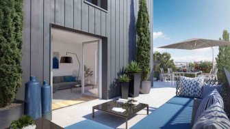 Appartements neufs La Bongarde à Villeneuve-la-Garenne