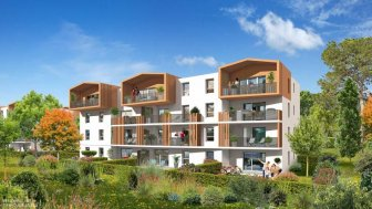 Appartements neufs Nouvelle Rive - l'Îléo éco-habitat à Vitrolles