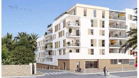 Appartement neuf Les Matins Verts à Toulon