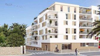 Appartements neufs Les Matins Verts investissement loi Pinel à Toulon