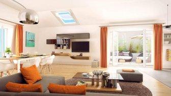 Appartements neufs Renaissance éco-habitat à Fontenay-Aux-Roses
