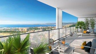 Appartements neufs Corniche Marine à Nice