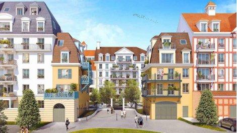 Appartement neuf Le Domaine des Armoiries investissement loi Pinel à Le Blanc Mesnil