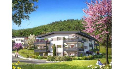 Appartement neuf Les Reflets du Lac à Aix-les-Bains