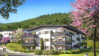 """Programme immobilier du mois """"Les Reflets du Lac"""" - Aix-les-Bains"""