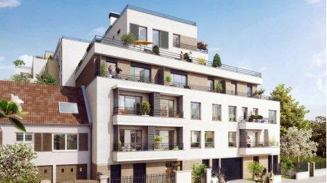 Appartement neuf Vista investissement loi Pinel à Noisy-le-Sec