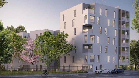 Appartement neuf Amplitude à Vaulx-en-Velin
