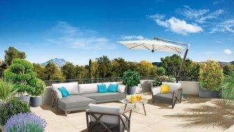 Appartements neufs Domaine des Cavaliers éco-habitat à Aix-en-Provence