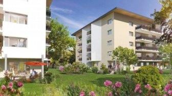Appartements neufs Aube du Faubourg éco-habitat à Toulouse